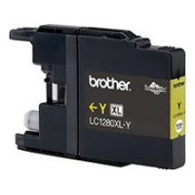 Brother Cartuccia d'inchiostro giallo LC-1280XLY LC-1280 XL circa 1200 pagine