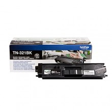 Brother toner nero TN-321BK circa 2500 pagine