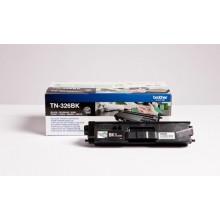 Brother toner nero TN-326BK circa 4000 pagine