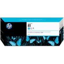 HP Cartuccia d'inchiostro ciano C4931A 81 680ml