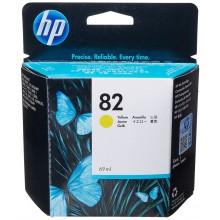 HP Cartuccia d'inchiostro giallo C4913A 82 69ml