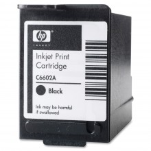 HP Cartuccia d'inchiostro nero C6602A SPS 18ml inchiostro TIJ 1.0