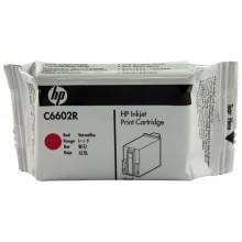 HP Cartuccia d'inchiostro rosso C6602R SPS 18ml inchiostro TIJ 1.0