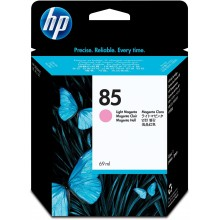 HP Cartuccia d'inchiostro magenta chiara C9429A 85