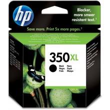 HP Cartuccia d'inchiostro nero CB336EE 350 XL Circa 1000 Pagine