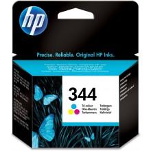 HP Cartuccia d'inchiostro colore C9363EE 344 Circa 560 Pagine 14ml