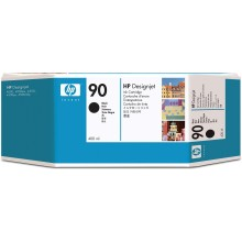 HP Cartuccia d'inchiostro nero C5058A 90 400ml