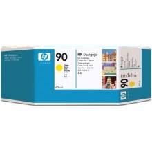 HP Cartuccia d'inchiostro giallo C5065A 90 400ml