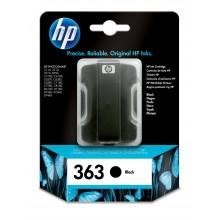 HP Cartuccia d'inchiostro nero C8721EE 363 Circa 410 Pagine 6ml