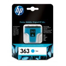 HP Cartuccia d'inchiostro ciano C8771EE 363 Circa 400 Pagine