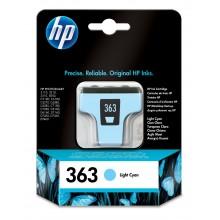 HP Cartuccia d'inchiostro ciano (chiaro) C8774EE 363