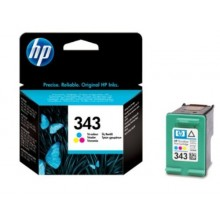 HP Cartuccia d'inchiostro colore C8766EE 343 Circa 330 Pagine 7ml