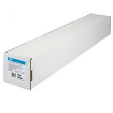 HP Carta  C6035A Bright White ruolo di carta, 610 mm x 45,7 m, 90 gr/mq², opaco, bianco