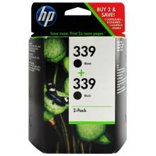 HP Multipack nero C9504EE 339+339 2x C8767EE (HP 339)