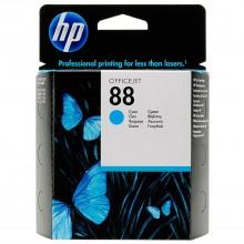 HP Cartuccia d'inchiostro ciano C9386AE 88 Circa 900 Pagine