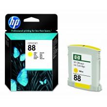 HP Cartuccia d'inchiostro giallo C9388AE 88 Circa 900 Pagine