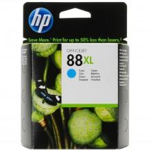 HP Cartuccia d'inchiostro ciano C9391AE 88 XL Circa 1700 Pagine