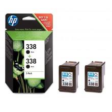 HP Multipack nero CB331EE 338+338 2x C8765EE (HP 338)