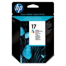 HP Cartuccia d'inchiostro colore C6625A 17 Circa 480 Pagine 15ml