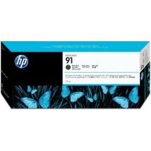 HP Cartuccia d'inchiostro nero (opaco) C9464A 91 775ml
