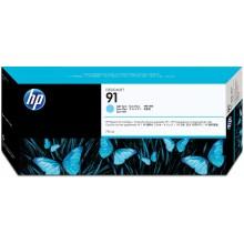 HP Cartuccia d'inchiostro ciano (chiaro) C9470A 91 775ml