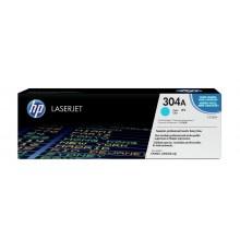 HP toner ciano CC531A 304A Circa 2800 Pagine