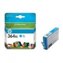 HP Cartuccia d'inchiostro ciano CB323EE 364 XL Circa 750 Pagine 7.5ml