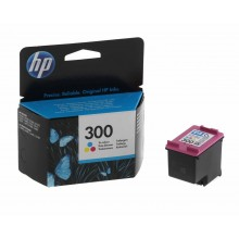 HP Cartuccia d'inchiostro colore CC643EE 300 Circa 165 Pagine