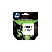 HP Cartuccia d'inchiostro colore CC644EE 300 XL Circa 420 Pagine 11ml