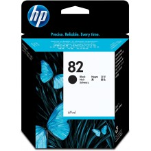 HP Cartuccia d'inchiostro nero CH565A 82 69ml
