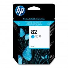 HP Cartuccia d'inchiostro ciano CH566A 82 28ml