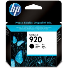 HP Cartuccia d'inchiostro nero CD971AE 920 Circa 420 Pagine Cartuccie d'inchiostro