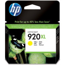 HP Cartuccia d'inchiostro giallo CD974AE 920 XL Circa 700 Pagine Cartuccie d'inchiostro