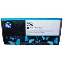 HP Cartuccia d'inchiostro nero (opaco) CH575A 726 300ml