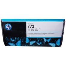 HP Cartuccia d'inchiostro grigio chiaro CN634A 772 300ml inchiostro HP Vivera pigmentato