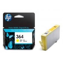 HP Cartuccia d'inchiostro giallo CB320EE 364 Circa 300 Pagine 3.5ml