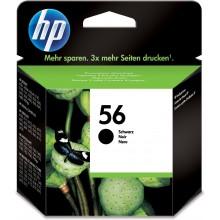 HP Cartuccia d'inchiostro nero C6656AE 56 Circa 520 Pagine 19ml