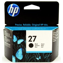 HP Cartuccia d'inchiostro nero C8727AE 27 10ml