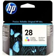 HP Cartuccia d'inchiostro colore C8728AE 28 Circa 240 Pagine 8ml