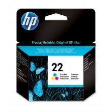 HP Cartuccia d'inchiostro colore C9352AE 22 Circa 165 Pagine 6ml