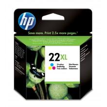 HP Cartuccia d'inchiostro colore C9352CE 22 XL Circa 415 Pagine 11ml