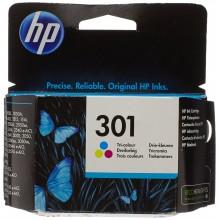 HP Cartuccia d'inchiostro colore CH562EE 301 Circa 165 Pagine 3ml