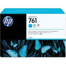 HP Cartuccia d'inchiostro ciano CM994A 761 400ml