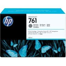 HP Cartuccia d'inchiostro grigio (scuro) CM996A 761 400ml
