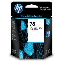 HP Cartuccia d'inchiostro colore C6578D 78d Circa 560 Pagine 19ml