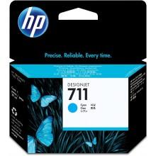 HP Cartuccia d'inchiostro ciano CZ130A 711 29ml standard