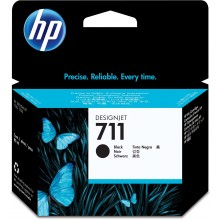 HP Cartuccia d'inchiostro nero CZ133A 711 80ml Cartuccie d'inchiostro