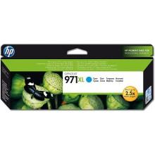 HP Cartuccia d'inchiostro ciano CN626AE 971 XL Circa 6600 Pagine