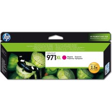 HP Cartuccia d'inchiostro magenta CN627AE 971 XL Circa 6600 Pagine