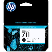 HP Cartuccia d'inchiostro nero CZ129A 711 38ml  ink cartridge, standard